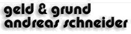 Geld & Grund Andreas Schneider